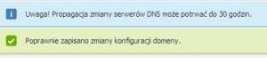 DNS poprane