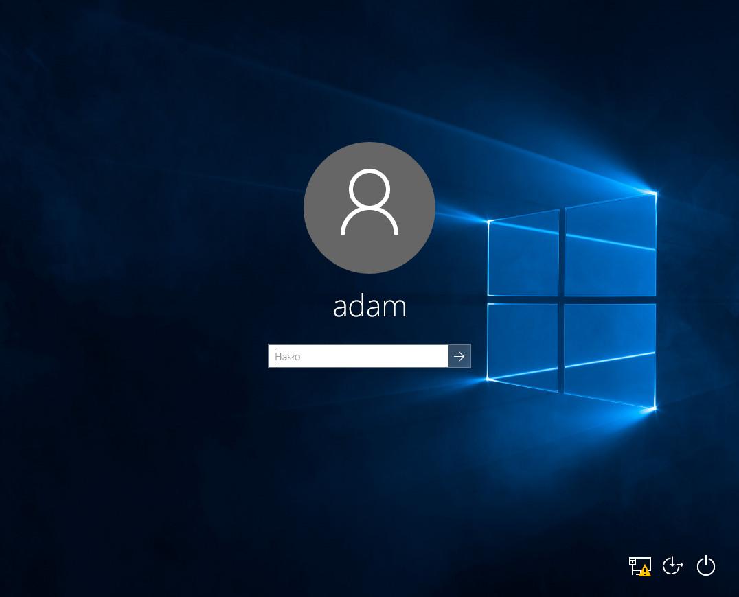 Zgubiłem hasło do Windows. Odzyskam dane?