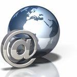 Globus i małpa (symbol poczty elektronicznej)